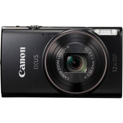 Фотоапарат Canon IXUS 285 HS Black
