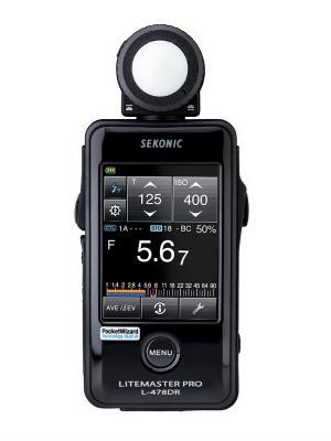 Светломер Sekonic Litemaster Pro L-478DR PocketWizard