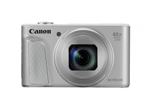 Фотоапарат Canon SX730 HS Сив