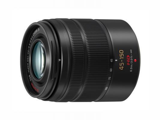 Обектив Panasonic Lumix G VARIO 45-150mm f/4-5.6 ASPH. MEGA O.I.S. Black