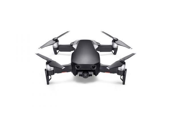 Дрон (квадрокоптер) DJI Mavic Air More Fly Combo Onyx Black