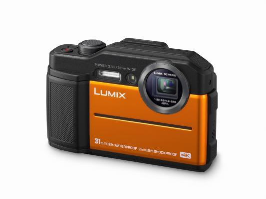 Фотоапарат Panasonic Lumix DMC-FT7 Orange