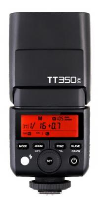 Светкавица Godox TT350 за Canon