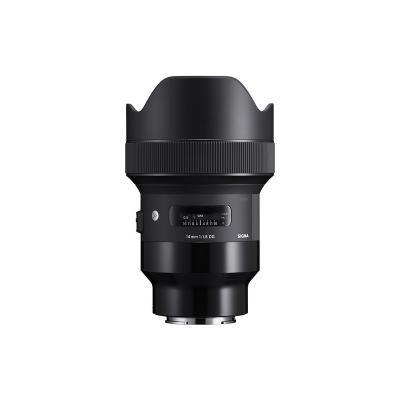 Обектив Sigma 14mm f/1.8 DG HSM (Art) за Sony E