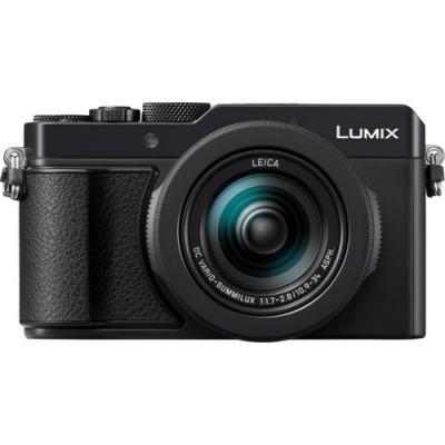 Фотоапарат Panasonic Lumix DMC-LX100 II Black + Батерия Li-Ion Panasonic DMW-BLG10E (Bulk)