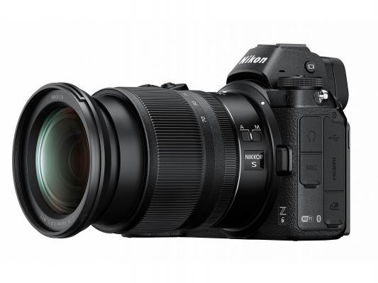 Фотоапарат Nikon Z6 тяло + Обектив Nikkor Z 24-70mm f/4 S + Памет XQD Sony 64GB G Series (R-440 - W400 MB/s)