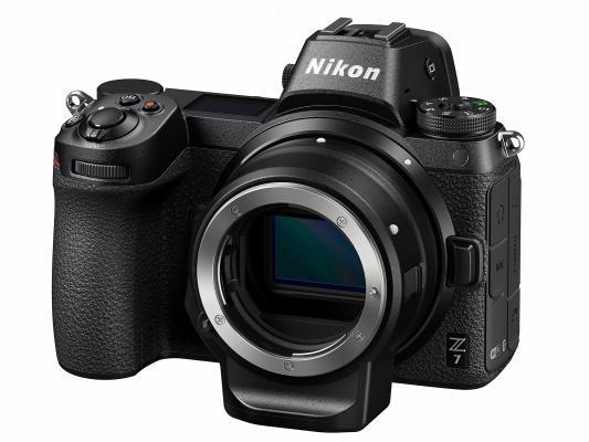 Фотоапарат Nikon Z7 тяло + преходник Nikon FTZ + Обектив Nikon Z Nikkor 14-30mm f/4 S