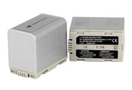 Батерия Hahnel Li-Ion HL-D28/D320 (заместител на Panasonic CGR-D28/CGR-D320)