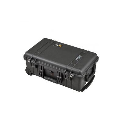 Твърд куфар Peli Case 1510 с пяна (черен)