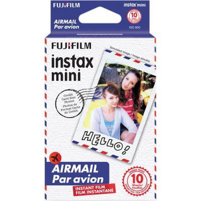 Моментален филм Fuji Instax mini Airmail (10л.)