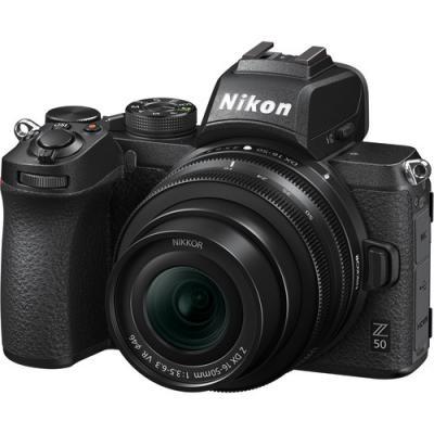 Фотоапарат Nikon Z50 + Обектив Nikkor Z DX 16-50 mm F3.5-6.3 VR