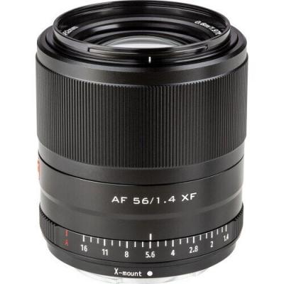 Обектив Viltrox 56mm F1.4 XF за Fujifilm X