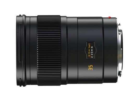 Обектив Leica Summarit-S 35mm f/2.5 ASPH