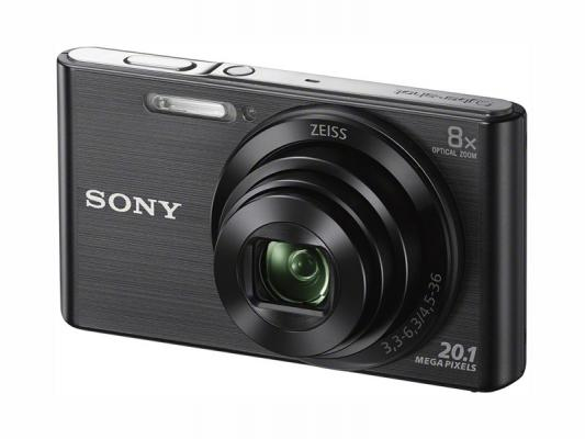 Фотоапарат Sony Cyber-Shot DSC-W830 Black