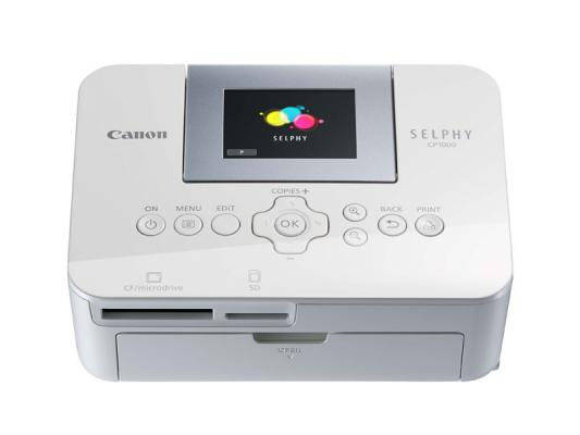 Canon SELPHY CP1000 White