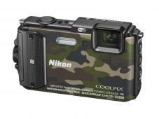 Фотоапарат Nikon Coolpix AW130 Camouflage