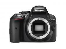 Фотоапарат Nikon D5300 Black тяло