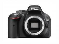 Фотоапарат Nikon D5200 Black тяло