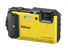 Фотоапарат Nikon Coolpix AW130 Yellow