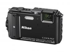 Фотоапарат Nikon Coolpix AW130 Black