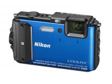 Фотоапарат Nikon Coolpix AW130 Blue