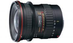 Обектив Tokina AF 11-16mm f/2.8 PRO V с гривна за follow focus за Canon