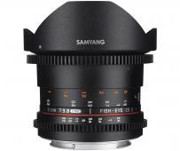 Обектив Samyang 8mm T3.8 Cine II UMC FishEye CS за Micro 4/3