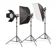 Starter SK-600 Studio - комплект студийно осветление