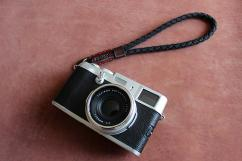 Ремък за камера Shetu 01 Black canvas