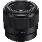 Обектив Sony FE 50mm f/1.8