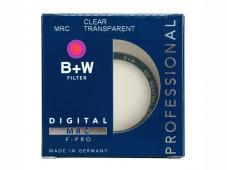Филтър B+W F-Pro 007 Clear filter MRC 62mm