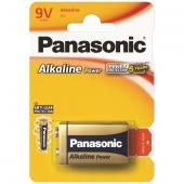 Алкална батерия Panasonic AlkalinePower 6LR61 9V