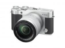 Фотоапарат Fujifilm X-A3 Silver kit XC 16-50 II