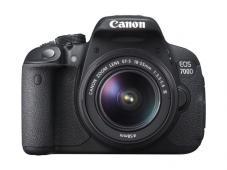 Фотоапарат Canon 700D тяло + Обектив Canon EF-s 18-55mm f/3.5-5.6 III