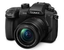 Фотоапарат Panasonic GH5 тяло + Обектив LUMIX G VARIO 12-60mm f/3.5-5.6 ASPH. POWER O.I.S.