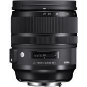 Обектив Sigma 24-70mm f/2.8 DG OS HSM (Art) за Canon