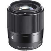 Обектив Sigma 30mm f/1.4 DC DN Contemporary за Sony E