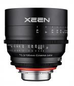 Кино обектив XEEN 135mm T2.2 за Canon