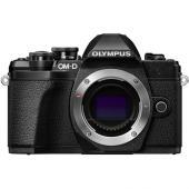 Фотоапарат Olympus OM-D E-M10 Mark III Black тяло