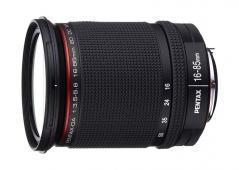 Обектив HD PENTAX-DA 16-85mm F/3.5-5.6ED DC WR