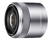 Обектив Sony E 30mm f/3.5 Macro (SEL30M35)