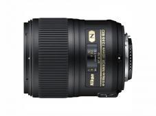 Обектив Nikon AF-S MICRO Nikkor 60mm f/2.8G ED + Адаптер Nikon за дигитализиране на филми ES-2
