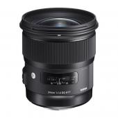 Обектив Sigma 24mm f/1.4 DG HSM (Art) за Sony E
