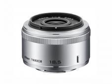 Обектив Nikon 1 Nikkor 18.5mm f/1.8 Silver