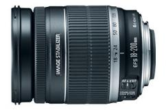 Обектив Canon EF-S 18-200mm f/3.5-5.6 IS