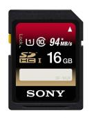 Памет SDHC Sony Expert 16GB (Class10)(UHS -I)(94MBs)