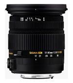 Обектив Sigma 17-50mm f2.8 EX DC OS HSM за Canon