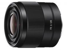 Обектив Sony FE 28mm f/2