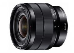 Обектив Sony E 10-18mm f/4 OSS