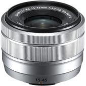 Обектив Fujifilm Fujinon XC 15-45mm f/3.5-5.6 OIS PZ Silver